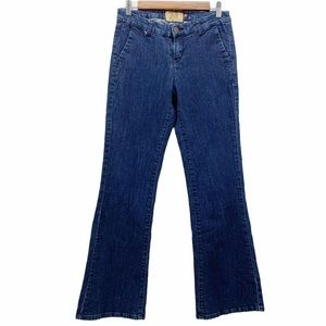 Dear John Denim Zodiac Dark Wash Boot Cut 28